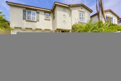 Single Family Home For Sale: 12525 Carmel Canyon Rd