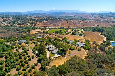 Fallbrook Single Family Home For Sale: 33 Rolling Wood Ln