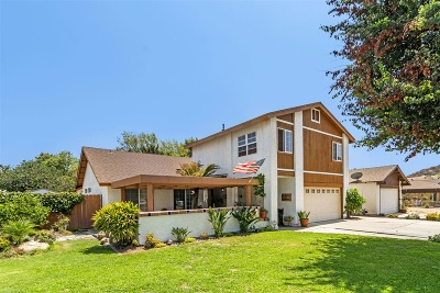 Poway Single Family Home For Sale: 13271 Powers Ct.