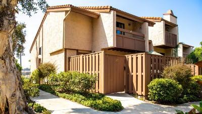 La Mesa Townhouse For Sale: 5365 Aztec Dr #37