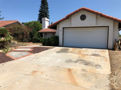 Oceanside Single Family Home For Sale: 770 Grey Hawk Ct.