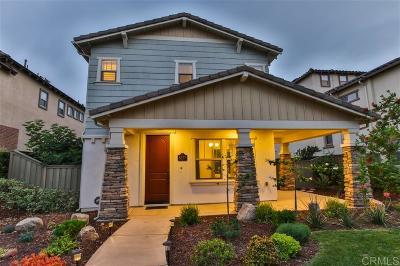 Single Family Home For Sale: 8357 Bristol Ridge Lane