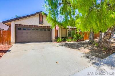 Single Family Home For Sale: 13148 Old West Avenue