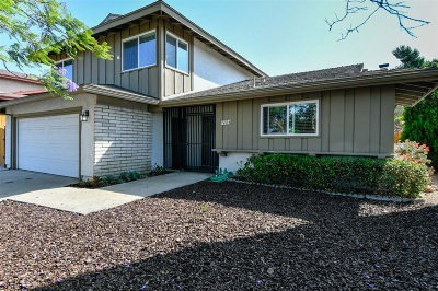 Escondido Single Family Home For Sale: 1404 N Ivy