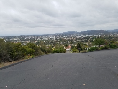 San Marcos Residential Lots & Land For Sale: Vista Colina #4