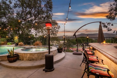 Single Family Home For Sale: 14219 Bernabe Ct