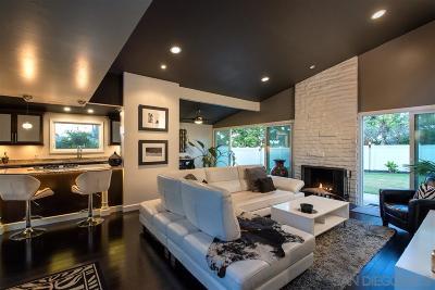 Clairemont, Clairemont Mesa, Clairemont Mesa East, Clairemont Unit 16, Clairmont Single Family Home For Sale: 5904 Castleton Dr