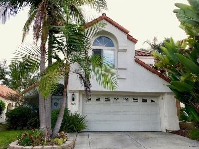 Vista Single Family Home For Sale: 1425 Genoa Drive