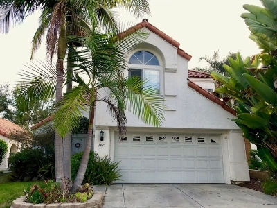 Vista Single Family Home Contingent: 1425 Genoa Drive