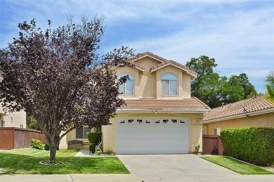 Escondido Single Family Home For Sale: 29713 Nandina
