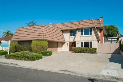 San Diego Single Family Home Pending: 6675 Red Deer Street