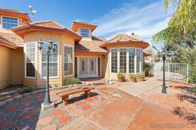 Single Family Home For Sale: 12003 Mesa Verde Dr