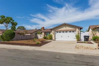 Single Family Home For Sale: 10958 Polaris Dr.