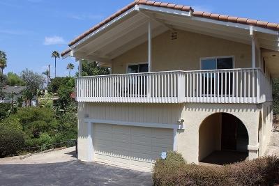 Vista Single Family Home For Sale: 1257 Barbara Dr