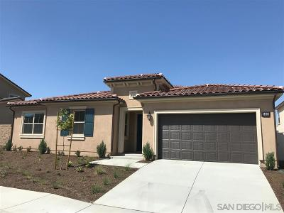 Murrieta CA Single Family Home For Sale: $489,000