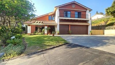 Bonita Single Family Home For Sale: 3069 Bonita Woods Drive