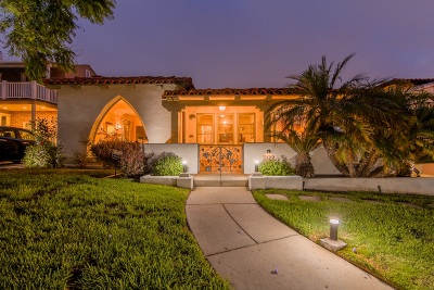Single Family Home For Sale: 3322 Dumas