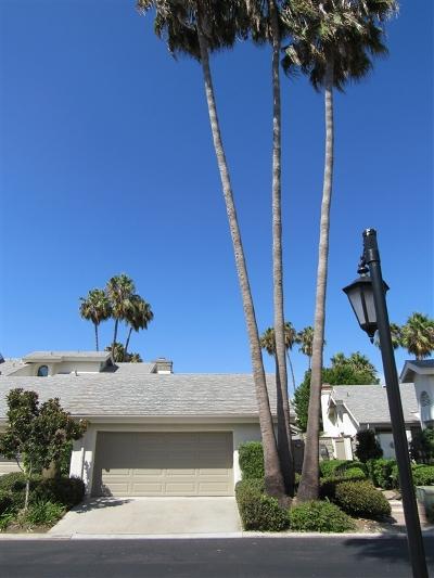 Rancho Santa Fe Attached For Sale: 3822 Via Pasatiempo