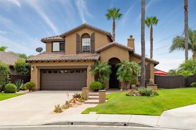 Single Family Home Sold: 2165 Corte Acebo