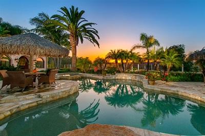 Rancho Santa Fe Single Family Home For Sale: 5816 Winland Hills Dr
