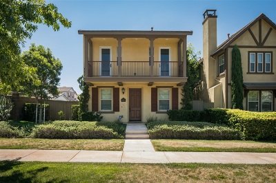 Single Family Home For Sale: 8513 Spreckels Ln