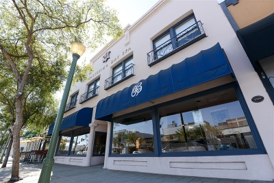 Escondido Commercial/Industrial For Sale: 122-126 Grand Av