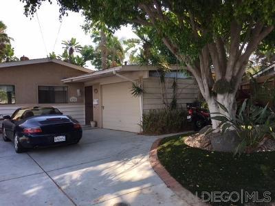 Single Family Home For Sale: 4761 Allenhurst Place