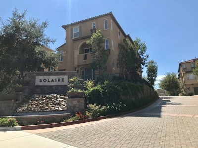 San Marcos Townhouse For Sale: 2083 Lynx Way