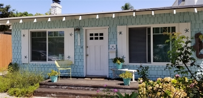 Coronado  Single Family Home For Sale: 1409 4th St