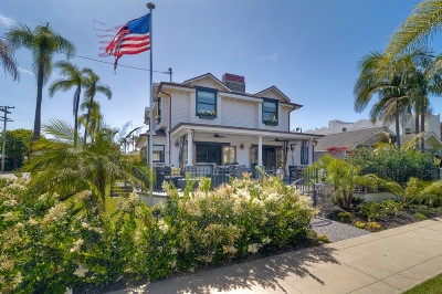 Coronado  Single Family Home For Sale: 8th St