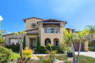 Encinitas Single Family Home For Sale: 533 Quail Pointe Ln