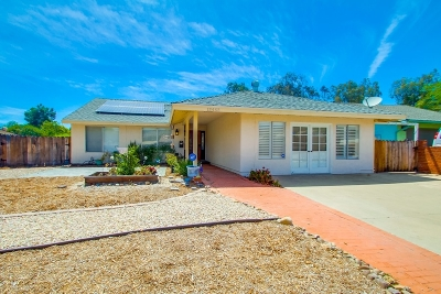 Single Family Home For Sale: 13468 Los Olivos Ave
