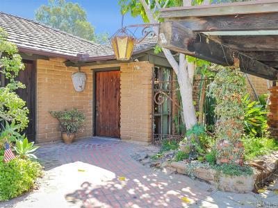 Single Family Home For Sale: 1255 Birmingham Drive