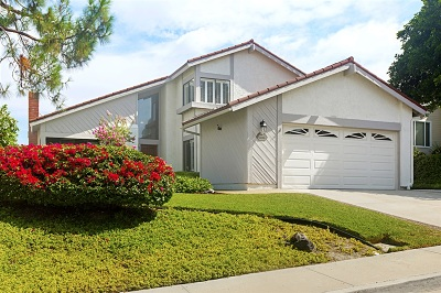 San Diego Single Family Home For Sale: 11338 Cloudcrest Dr