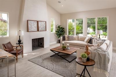 Rancho Santa Fe Single Family Home For Sale: 6154 Camino Selva