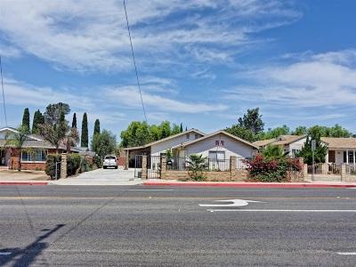Castle Park Single Family Home For Sale: 115 Palomar St