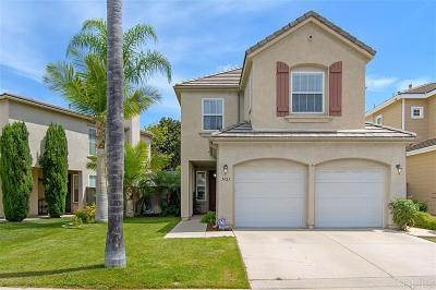 Oceanside Single Family Home Pending: 1423 Enchante Way