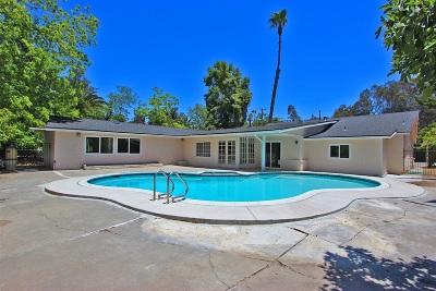 Vista Single Family Home For Sale: 781 Mar Vista Dr