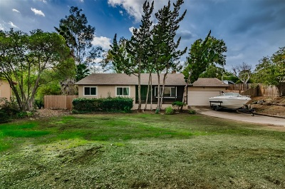 Single Family Home For Sale: 2717 Alta Vista Dr.