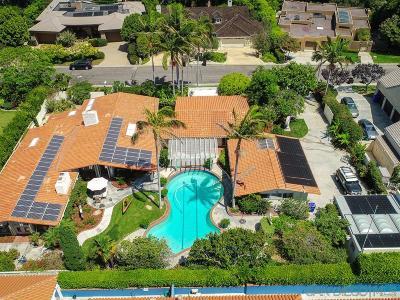 La Jolla Single Family Home For Sale: 7770 Starlight Drive