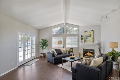San Diego Single Family Home Pending: 5052 Tierra Baja Way