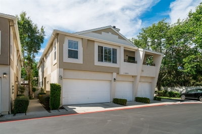 Scripps Ranch Townhouse For Sale: 11869 Spruce Run Dr #A