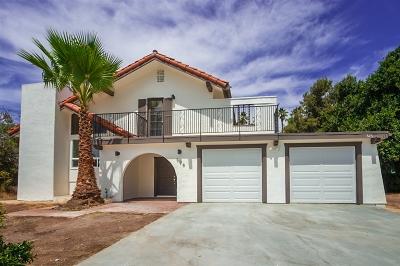 Vista Single Family Home For Sale: 676 Ora Avo Dr.
