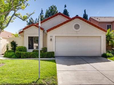 Single Family Home For Sale: 15447 Avenida Rorras