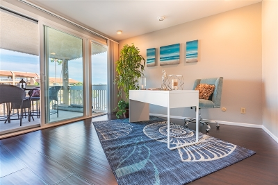 Carlsbad Attached For Sale: 4513 Cove Drive #9