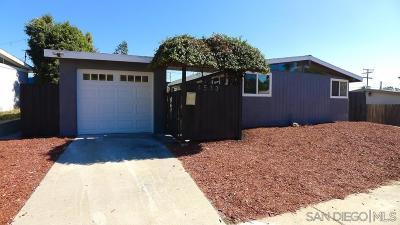Single Family Home For Sale: 4533 Sauk Ave