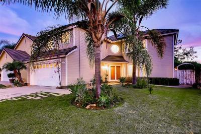 San Diego Single Family Home For Sale: 14028 Chicarita Creek Rd