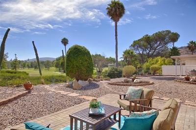 San Diego Single Family Home For Sale: 18271 Verano Drive