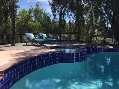 Single Family Home For Sale: 14365 El Vestido Street