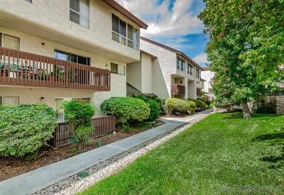 San Diego Attached For Sale: 6191 Rancho Mission Rd #302